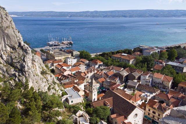 Остров Брач, Хорватия