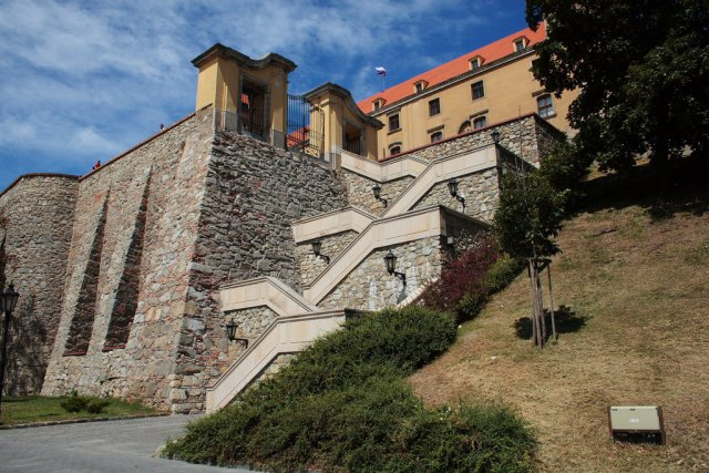 Братиславский Замок, Словакия