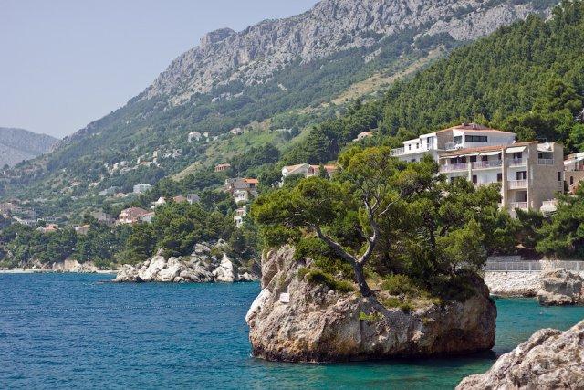 Брела, Хорватия