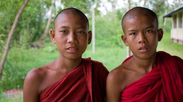 Буддистские монахи, Шри-Ланка