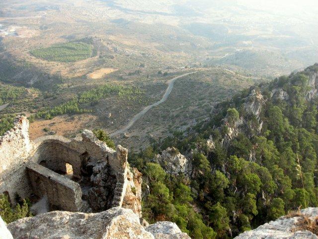 Замок Буффавенто, Кирения и окрестности, Кипр