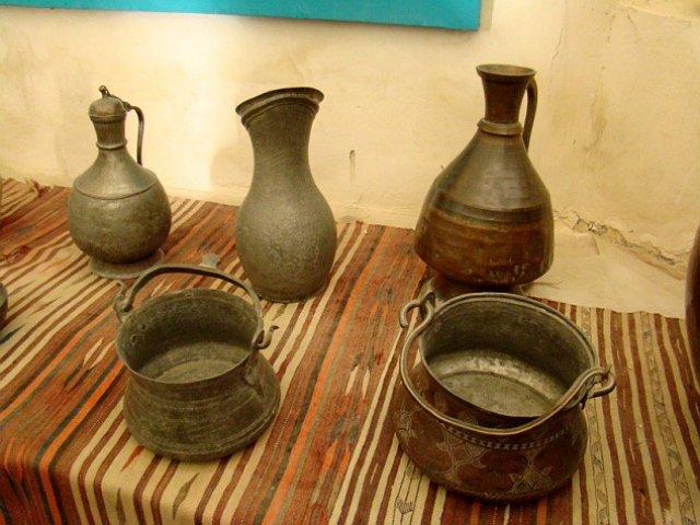 Музей в Бухаре, Узбекистан
