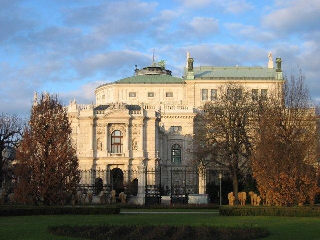 Бургтеатр в Вене, Австрия