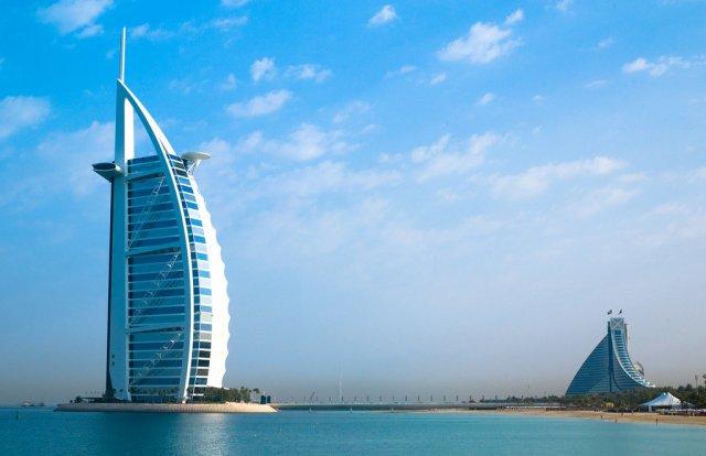 "Отель ""Бурдж аль-Араб"", Дубай, ОАЭ"