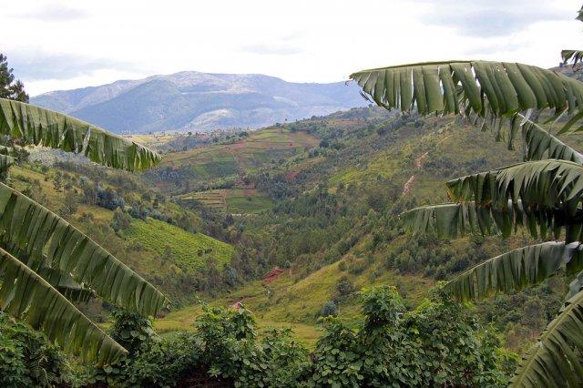 Бурунди, Африка