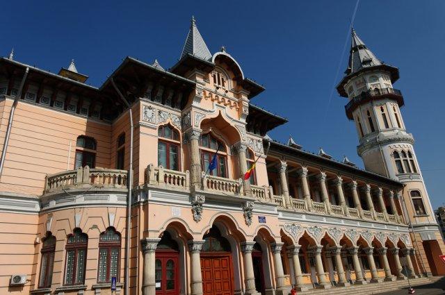 Бузэу, Румыния