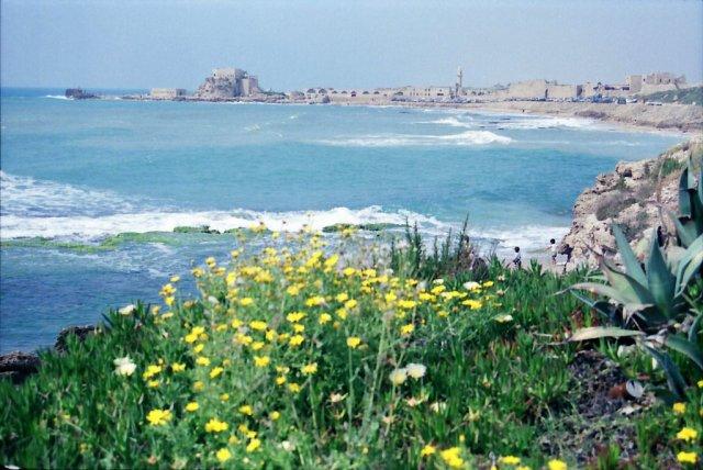 Кейсария, Израиль