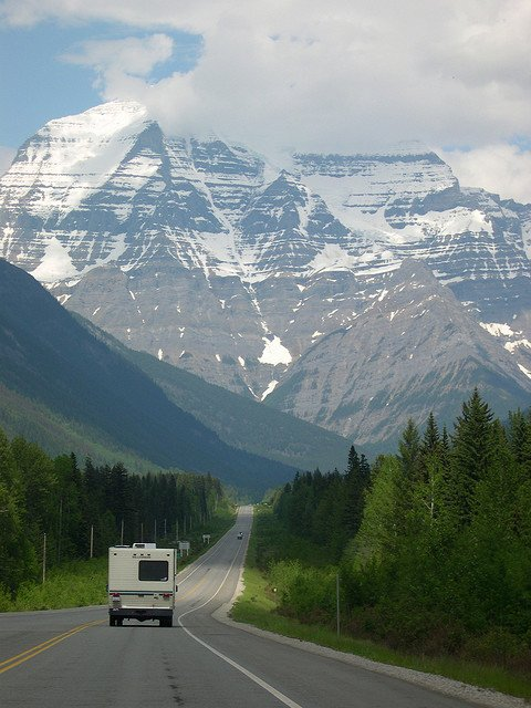 Пейзажи Канады