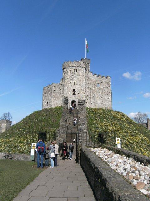 Замок Кардифф, Великобритания