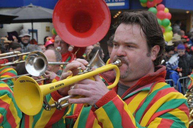 Карнавал в Верте, Нидерланды