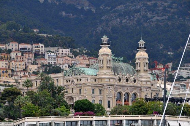 """Казино """"Монте-Карло"""" в Монако"""