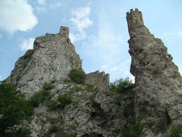 Замок Девин, Братислава, Словакия