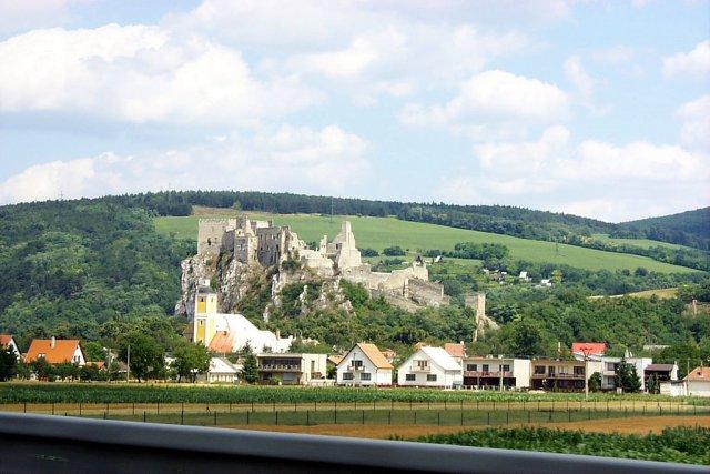 Руины замка, Словакия