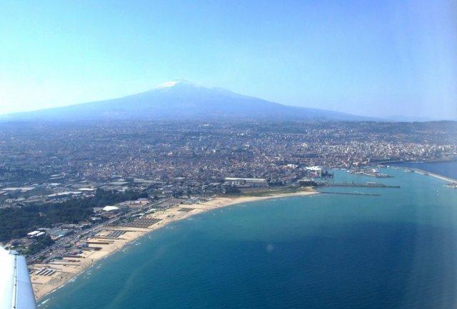 Катания, Сицилия, Италия
