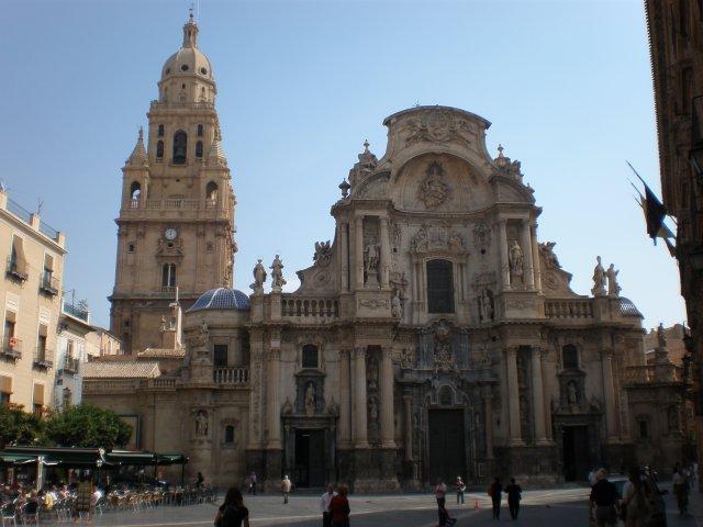 Кафедральный собор в Мурсии, Испания
