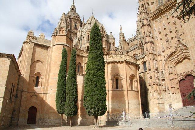 Кафедральный собор Саламанки, Испания