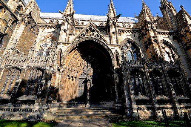 Линкольнский собор Девы Марии, Великобритания