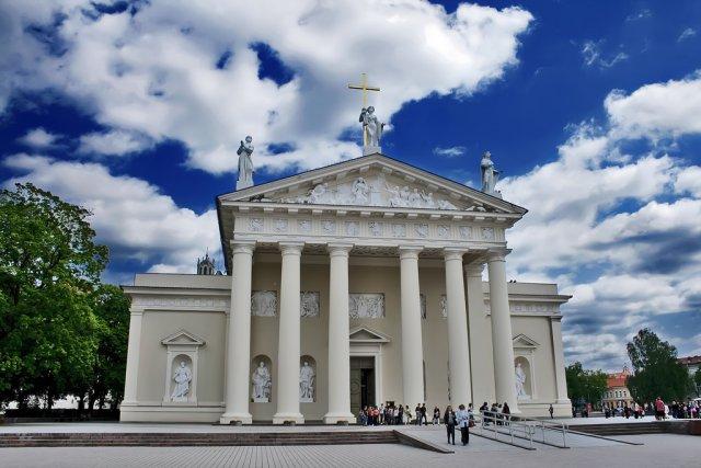 Кафедральный собор, Вильнюс, Литва