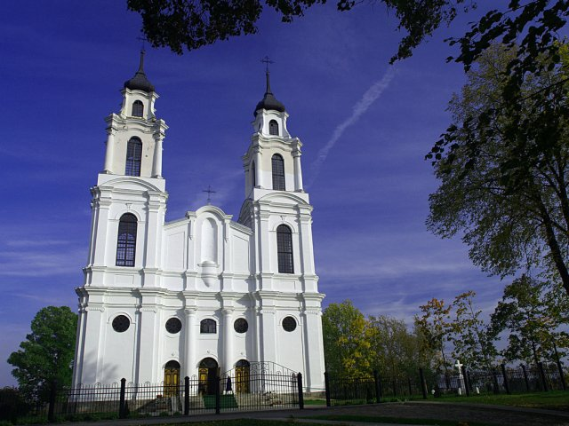 Кафедральный Собор в Лудзе, Латвия