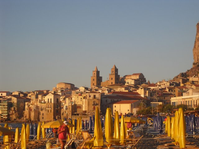 Чефалу, Сицилия, Италия