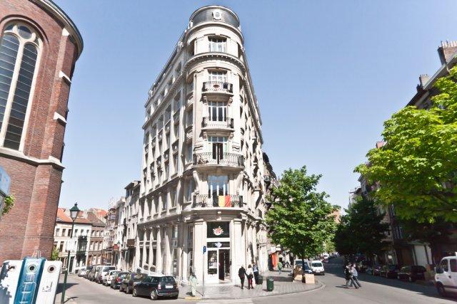 Город Шарлеруа в Валлонии, Бельгия