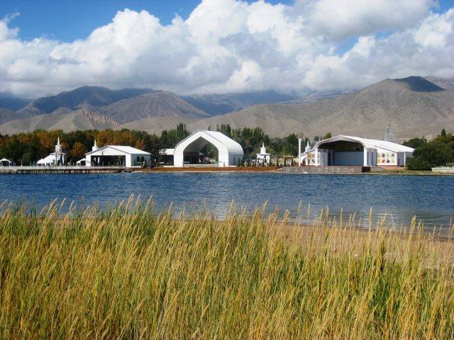 Культурный центр Чолпон-Ата, Киргизия