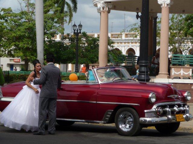 Сьенфуэгос, Куба