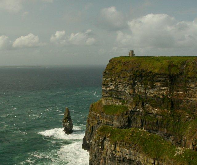 Утес Мохер, Ирландия