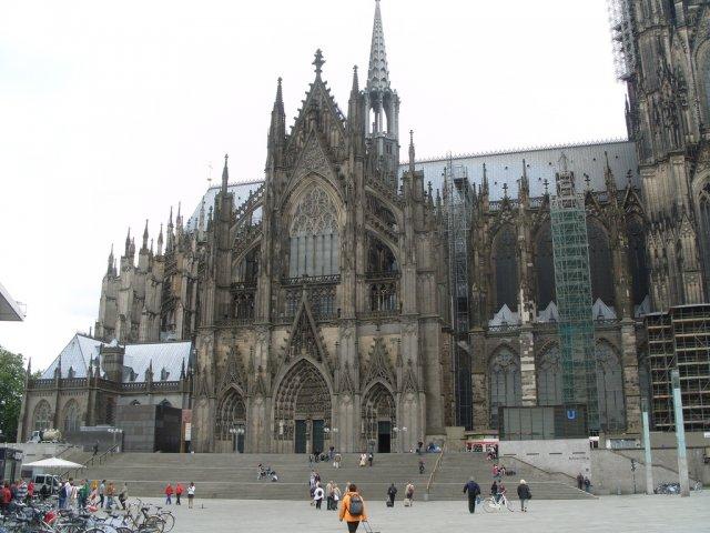 Кёльнский Кафедральный собор, Германия
