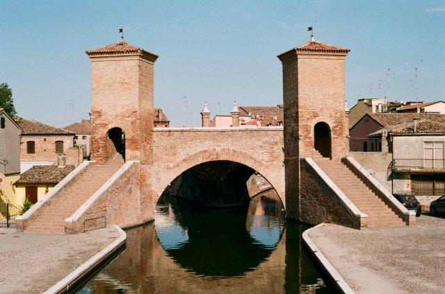 Комаккьо, Италия