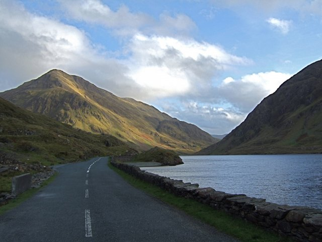 Пейзажи Западной Ирландии