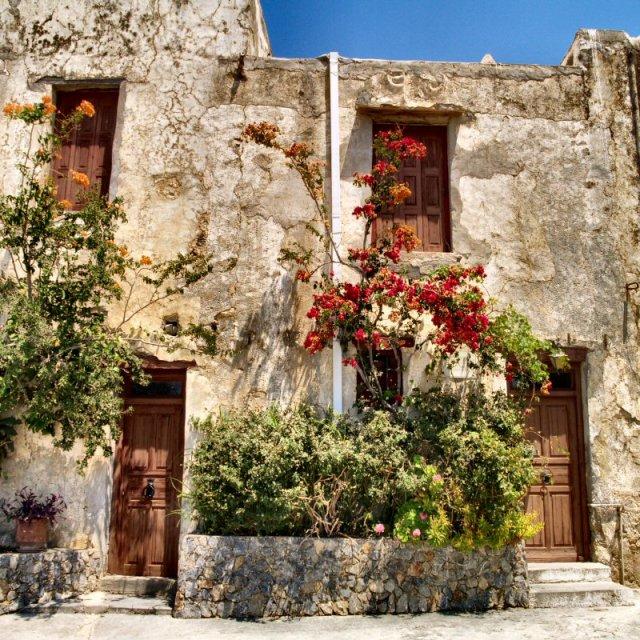 Мони Превели, Крит, Греция
