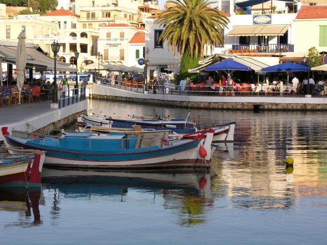 Айос-Николаос, Крит, Греция