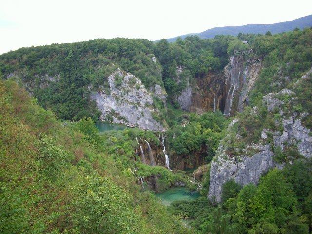 Национальный парк Плитвице, Хорватия