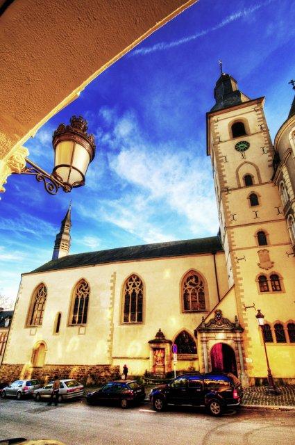 Церковь Святого Михаила, Люксембург