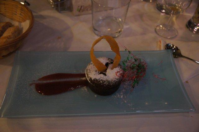 На десерт вкуснейший шоколадный кексик
