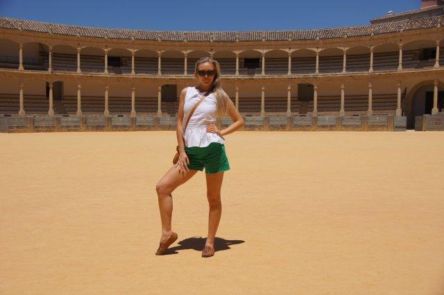 Арена для боя быков в Ронде, Испания