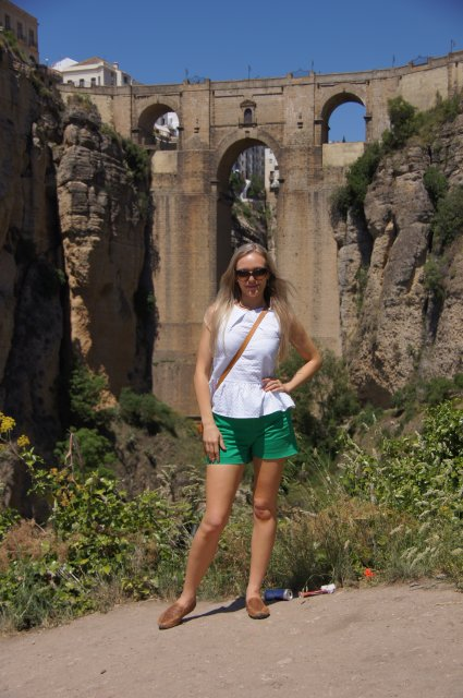 Новый Мост в Ронде, Испания