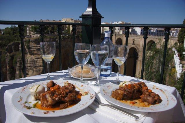 Бычий хвост - коронное блюдо Андалусии, это просто нереально вкусно!!! Ронда, Испания