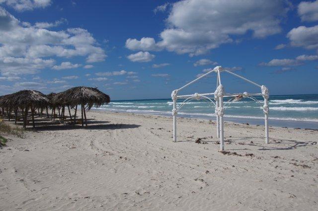 Свадебная беседка на пляже, Sandals Royal Hicacos 5*, Варадеро