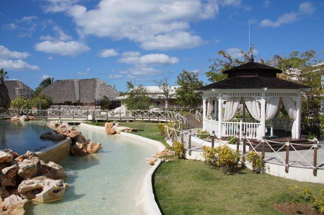 Свадебная беседка, Sandals Royal Hicacos 5*, Варадеро