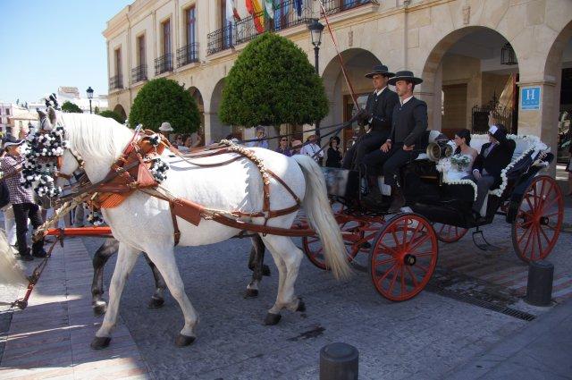 Свадьба в Ронде, Испания