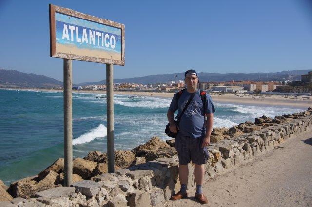 Атлантика и побережье Испании, Тарифа