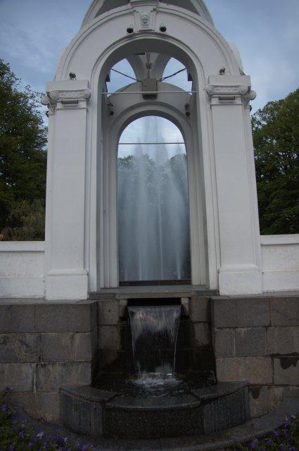 """""""Зеркальная струя"""", Харьков, Украина"""