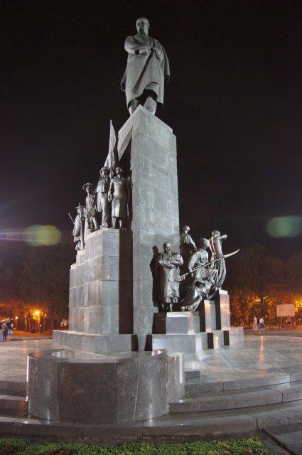 Памятник Шевченко, Харьков, Украина