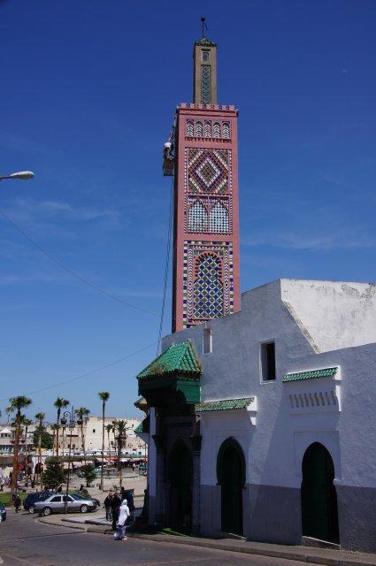 Мечеть в Танжере, Марокко