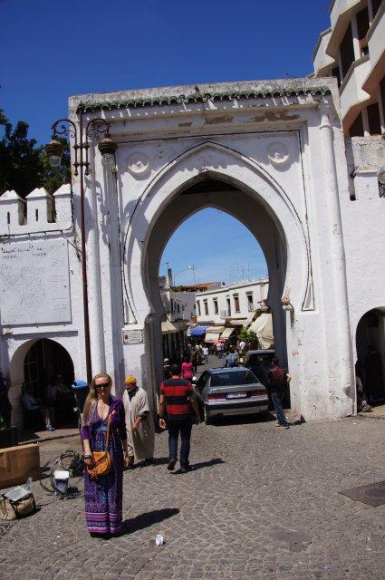 Медина - старый город, Танжер, Марокко
