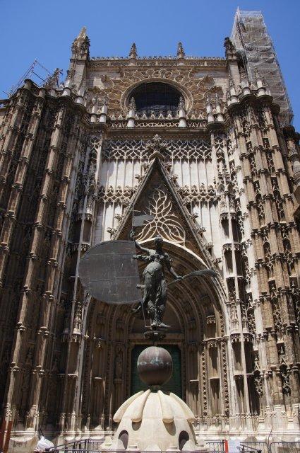 Кафедральный собор, Севилья, Испания