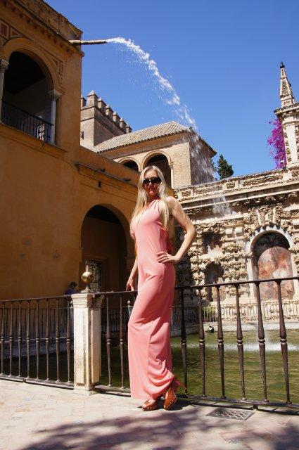 Замок Алькасар, Севилья, Испания