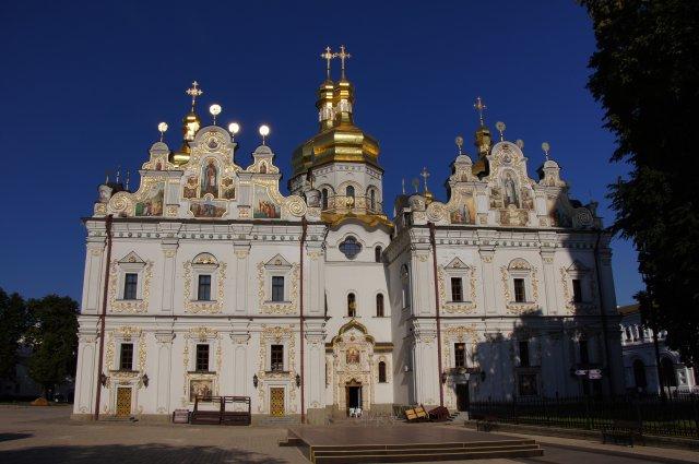 Церковь Киево-Печорской Лавры